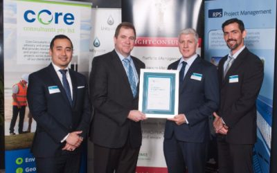 Core Consultants Sponsors Queensland AIPM Project Management Achievement Awards