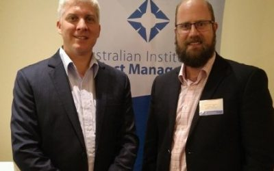 Core Consultants Presents at AIPM's February Meeting